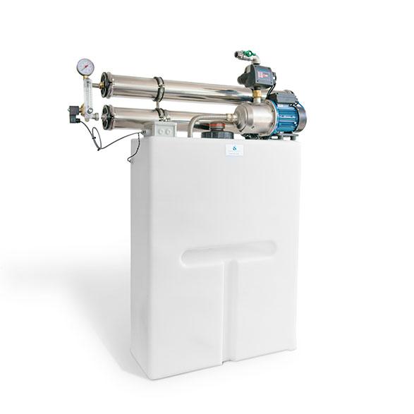 TopWater Wasseraufbereitungsanlage Bild