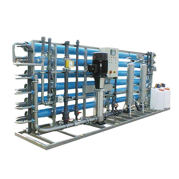 Ro-Tec Wasseraufbereitung Industrie