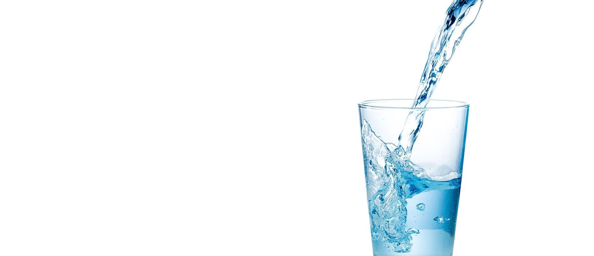 Osmosewasser für Zuhause