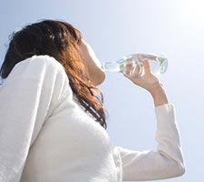 Ist Mineralwasser rein?